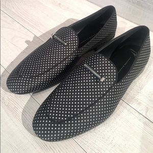 giuseppe zanotti NIB mens diamond print loafer